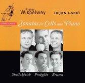 Wispelwey/Lazic - Cello Sonatas