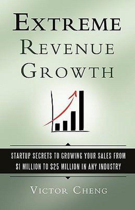 Boek cover Extreme Revenue Growth van Victor Cheng (Paperback)