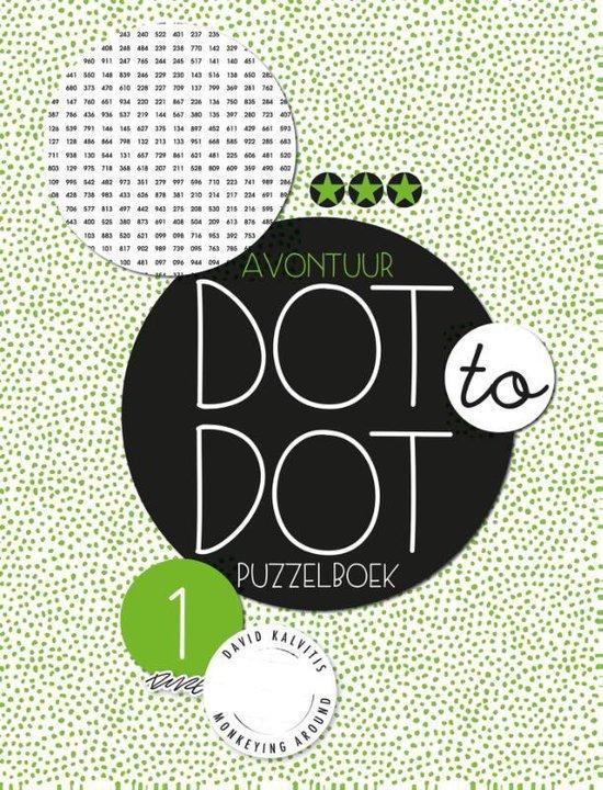 Dot to dot puzzelboek Avontuur deel 1 - Diverse auteurs  