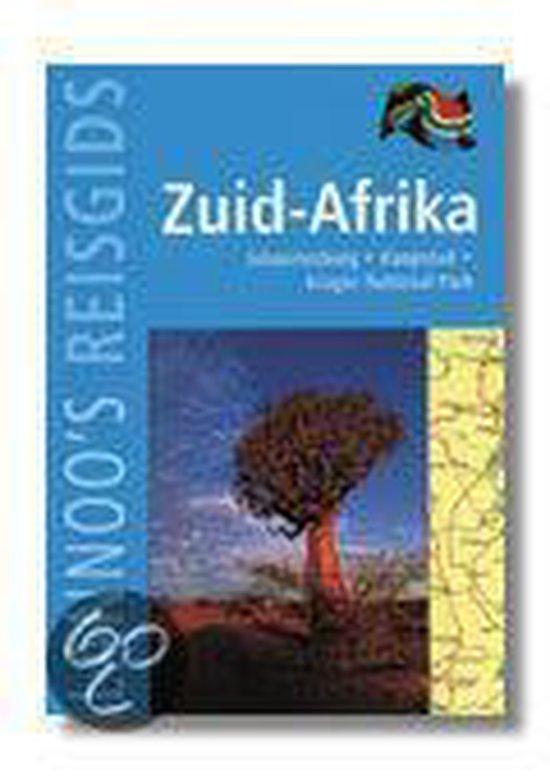 ZUID-AFRIKA.LANNOO'S BLAUWE REISGIDS - Silke Bouman   Fthsonline.com