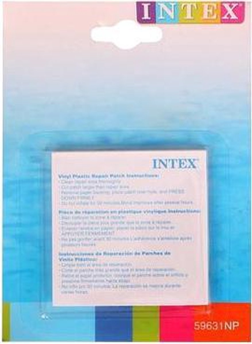Intex Reparatieplakkers Set