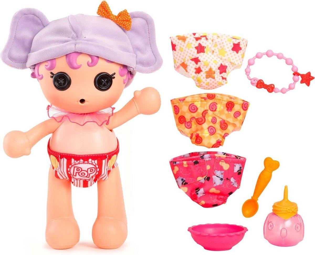 Lalaloopsy Babies Diaper Surprise peanut Big Top - Pop