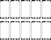 Let op type!! 10 PCS for Galaxy J3 (2016) / J320 Front Housing Adhesive