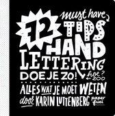 72 tips - Handlettering doe je zo! + Handlettering doe je zo! Werkboek + 3 Pilot Handlettering Pennen
