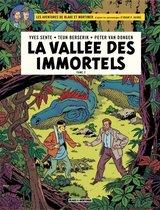 Blake & mortimer Hc26. la vallée des immortels ii