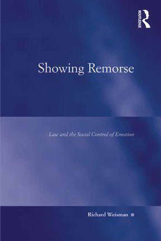 Showing Remorse