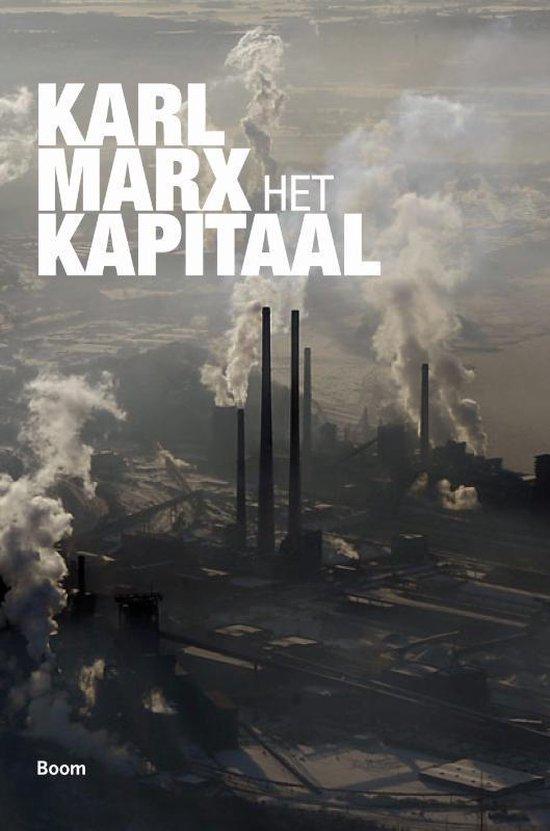 Boek cover Het kapitaal 1. Het productieproces van het kapitaal van Karl Marx (Paperback)