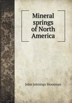 Mineral Springs of North America