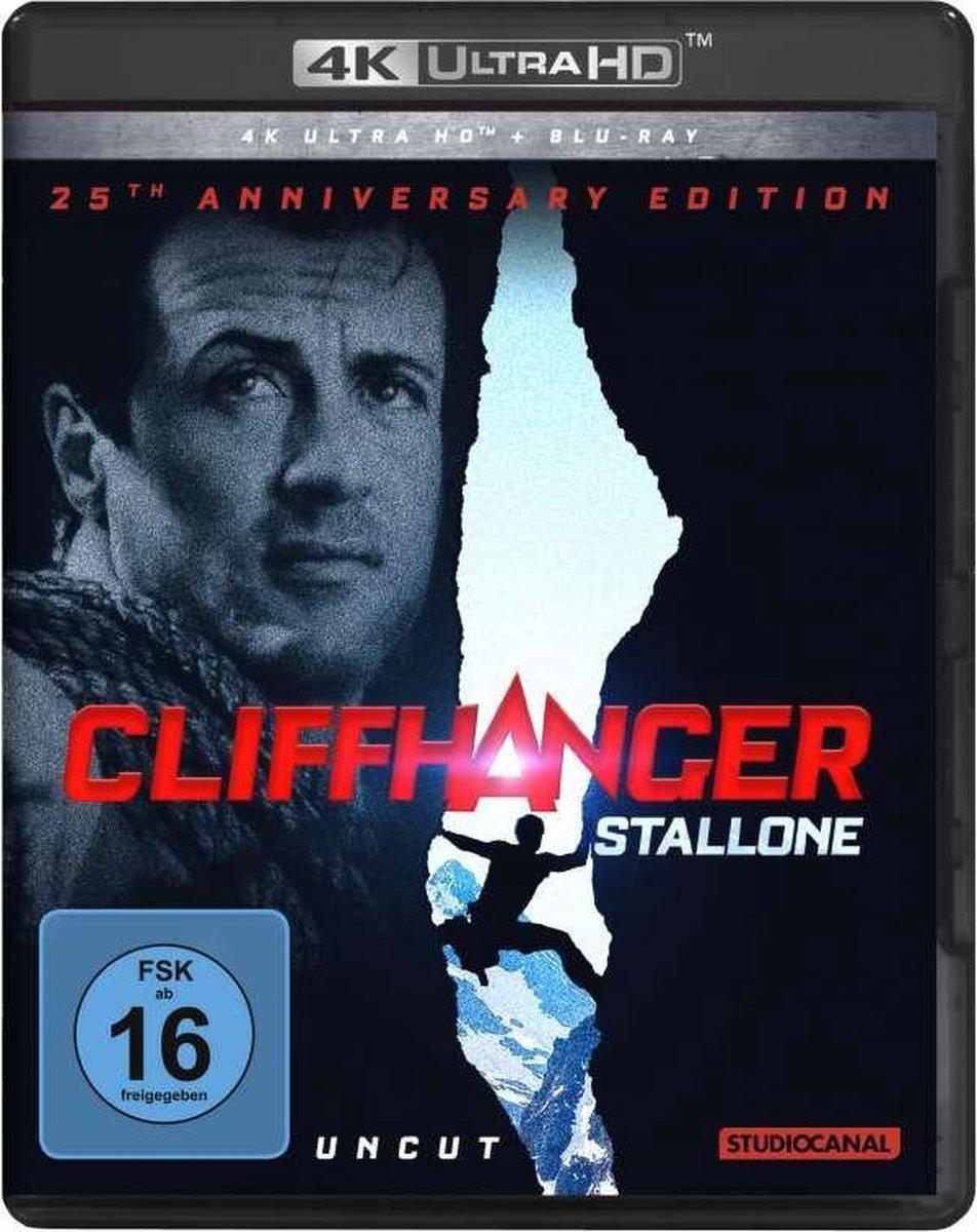 Stallonesylvester/lithgowjohn - Cliffhanger-25th Anniversary Edition-