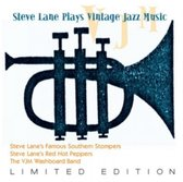 Steve Lane Plays Vintage Jazz Music