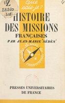 Histoire des missions françaises