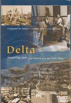 Boek cover Delta van C. Bakker (Paperback)