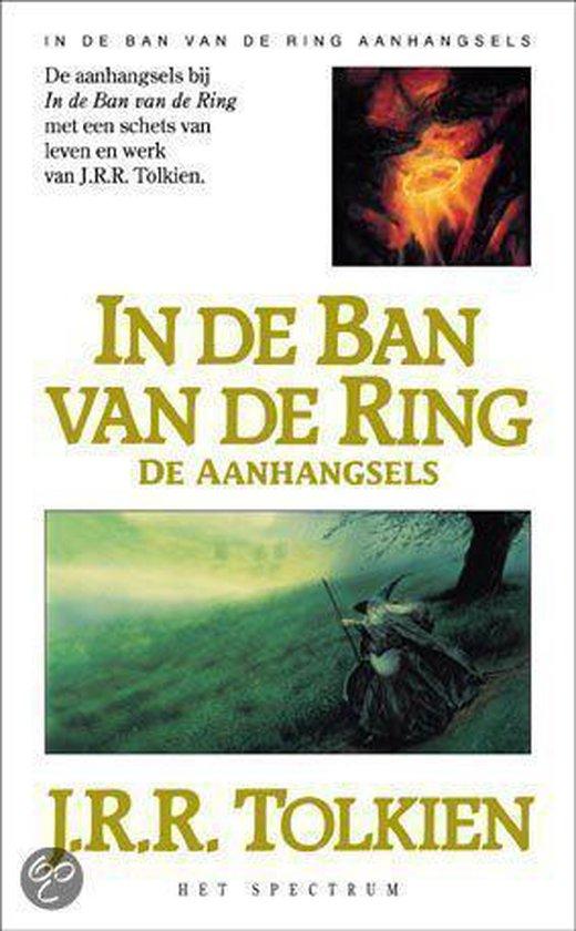 In de ban van de ring - Aanhangsels - Jrr Tolkien   Fthsonline.com