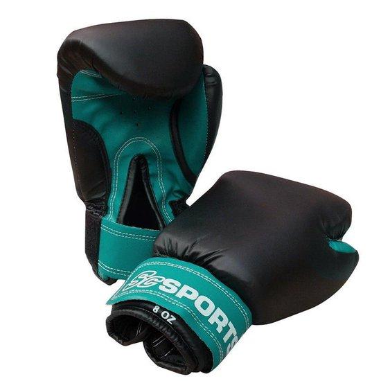 ScSPORTS® Boksset jongeren - bokszak 5,5 kg - Incl. bokshandschoenen en sporttas - ScSPORTS