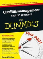 Qualitatsmanagement nach ISO 9001-2015 fur Dummies