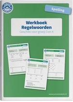 Spelling regelwoorden voor groep 3 en 4 Werkboek
