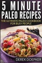 5 Minute Paleo Recipes