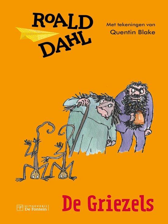 Boek cover De Griezels van Roald Dahl (Paperback)