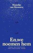 Boek cover En we noemen hem van Marjolijn van Heemstra (Onbekend)
