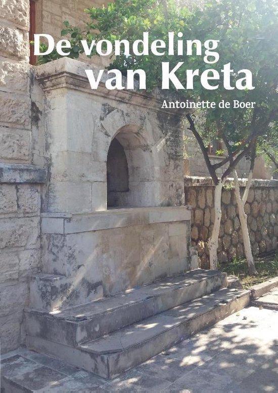 De vondeling van Kreta - Antoinette de Boer | Fthsonline.com