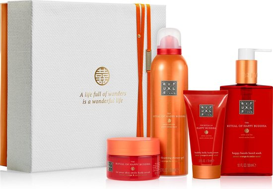 RITUALS The Ritual of Happy Buddha geschenkset medium - cadeaupakket