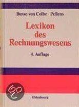 Lexikon Des Rechnungswesens
