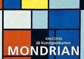 Postkartenbuch Piet Mondrian