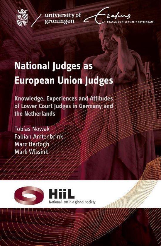 National Judges as European Union Judges