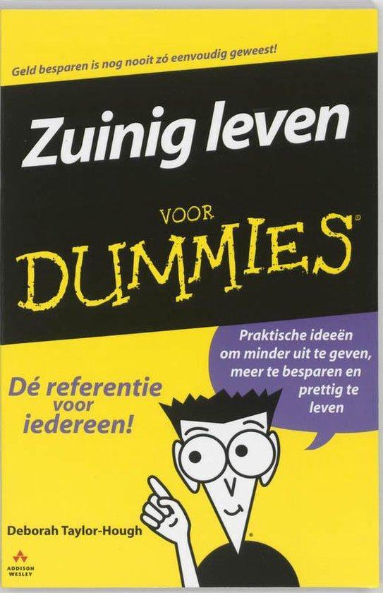 Voor Dummies - Zuinig leven voor Dummies - D. Taylor-Hough pdf epub
