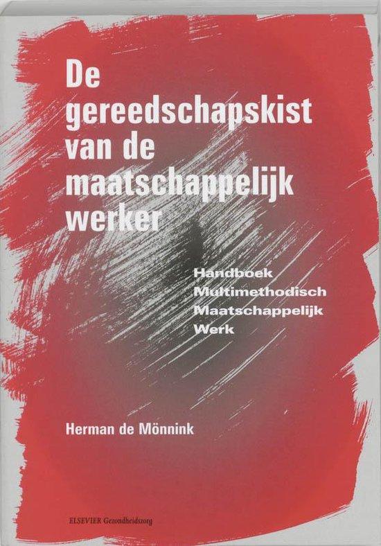 De gereedschapskist van de maatschappelijk werker - Herman de Monnink | Readingchampions.org.uk