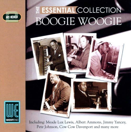 The Essential Collection - Boogie Woogie