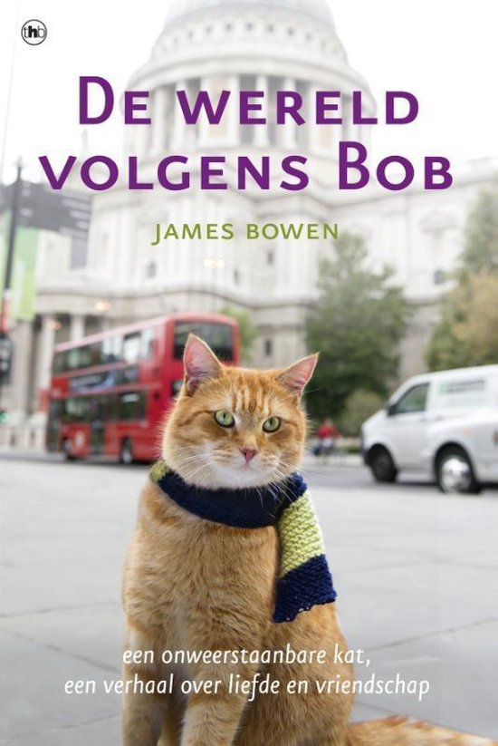 De wereld volgens Bob - James Bowen |