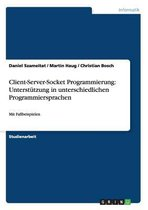 Client-Server-Socket Programmierung
