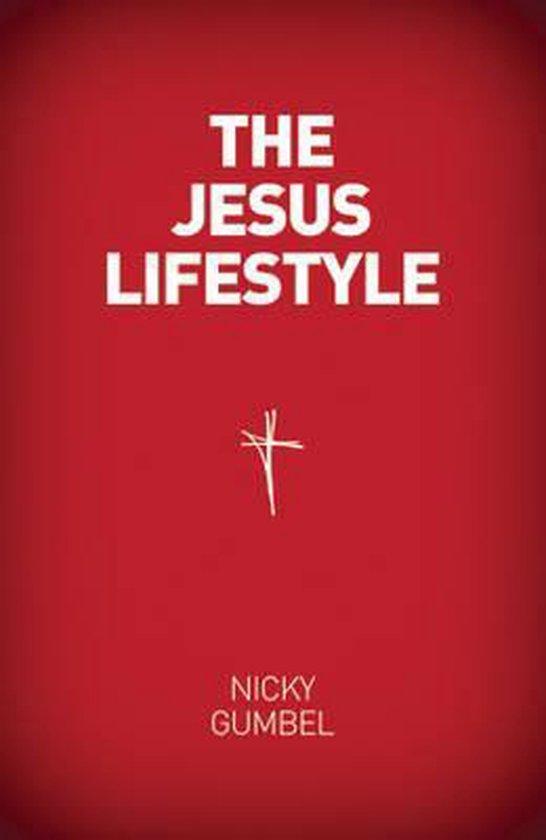 Boek cover The Jesus Lifestyle van Nicky Gumbel (Paperback)