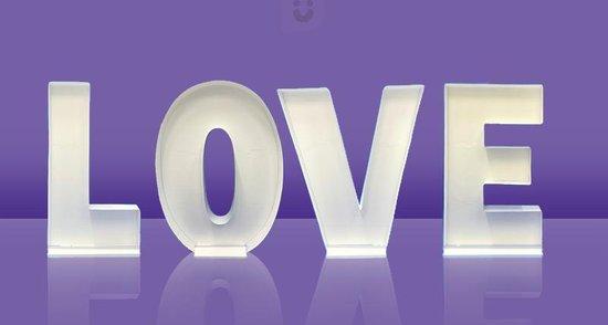 Ballon Mozaiek frame pakket LOVE