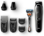 BRAUN MGK5060 Multi Grooming Kit - 8-in-1 trimmer