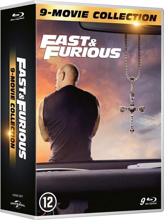 Fast & Furious 1 - 9 (Blu-ray)