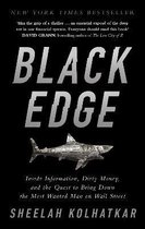 Boek cover Black Edge van Sheelah Kolhatkar