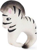 Bad- bijtarmband zebra