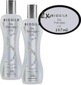 Biosilk Silk Therapy Duopack - 2 x 167ml