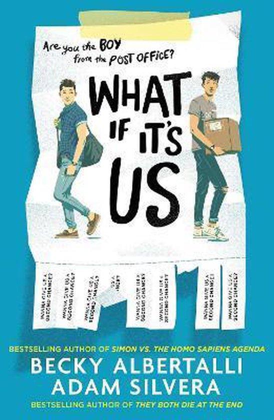Boek cover What If Its Us van Adam Silvera (Paperback)