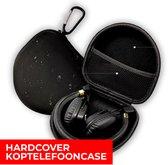 Koptelefoon Case - Hardcover Beschermhoes voor opvouwbare Headphone van JBL, Sony, Bose, Beats by Dre, WISEQ, Marshall etc. - 95% pasgarantie!