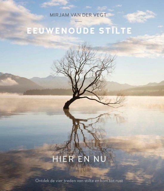 Boek cover Eeuwenoude stilte hier en nu van Mirjam van der Vegt (Hardcover)
