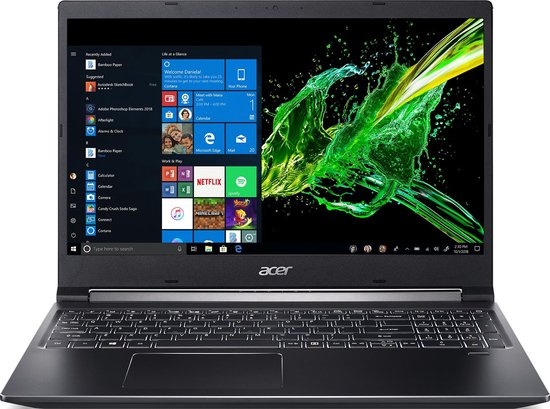 Acer Aspire 7 A715-74G-7602 - Laptop - 15 inch