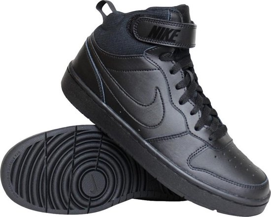 nike kinder sneaker court borough mid