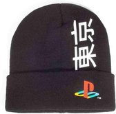 Sony - Playstation Roll-up Beanie - Multicolour