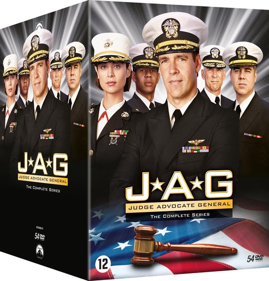 Jag Compleet Series