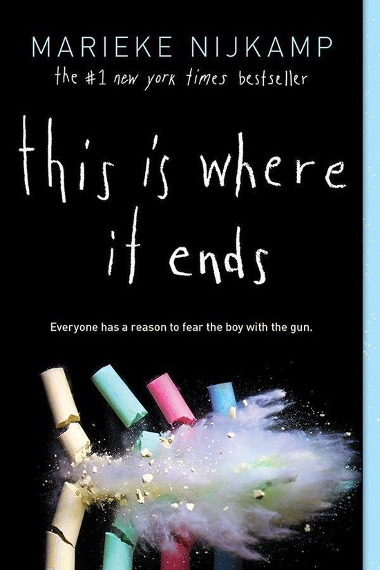 Boek cover This Is Where It Ends van Marieke Nijkamp (Onbekend)