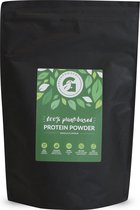 Vegan Protein Powder - Plantaardige Eiwitshake / Proteïne poeder / Eiwit poeder met Vitamine B12 - Vanille - 750 gram