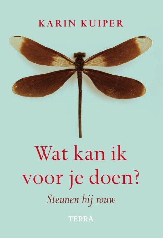 Boek cover Wat kan ik voor je doen? van Karin Kuiper (Paperback)